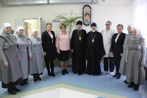 Посещение Радостовской больницы сестринского ухода