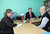 На приеме у депутата Светланы Владимировны Бартош – житель Антополя Александр Гаврилович Лукашевич